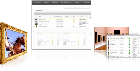 """SmartGallery"" Art Gallery Management System"