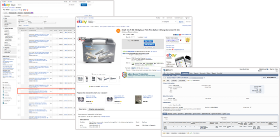 NetSuite eBay Integration