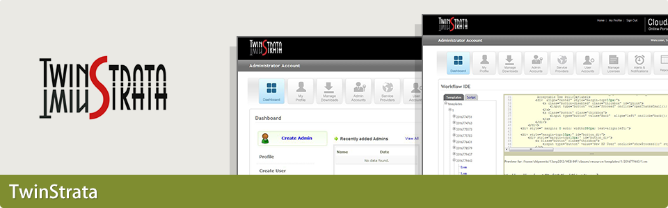 Enterprise cloud application development services
