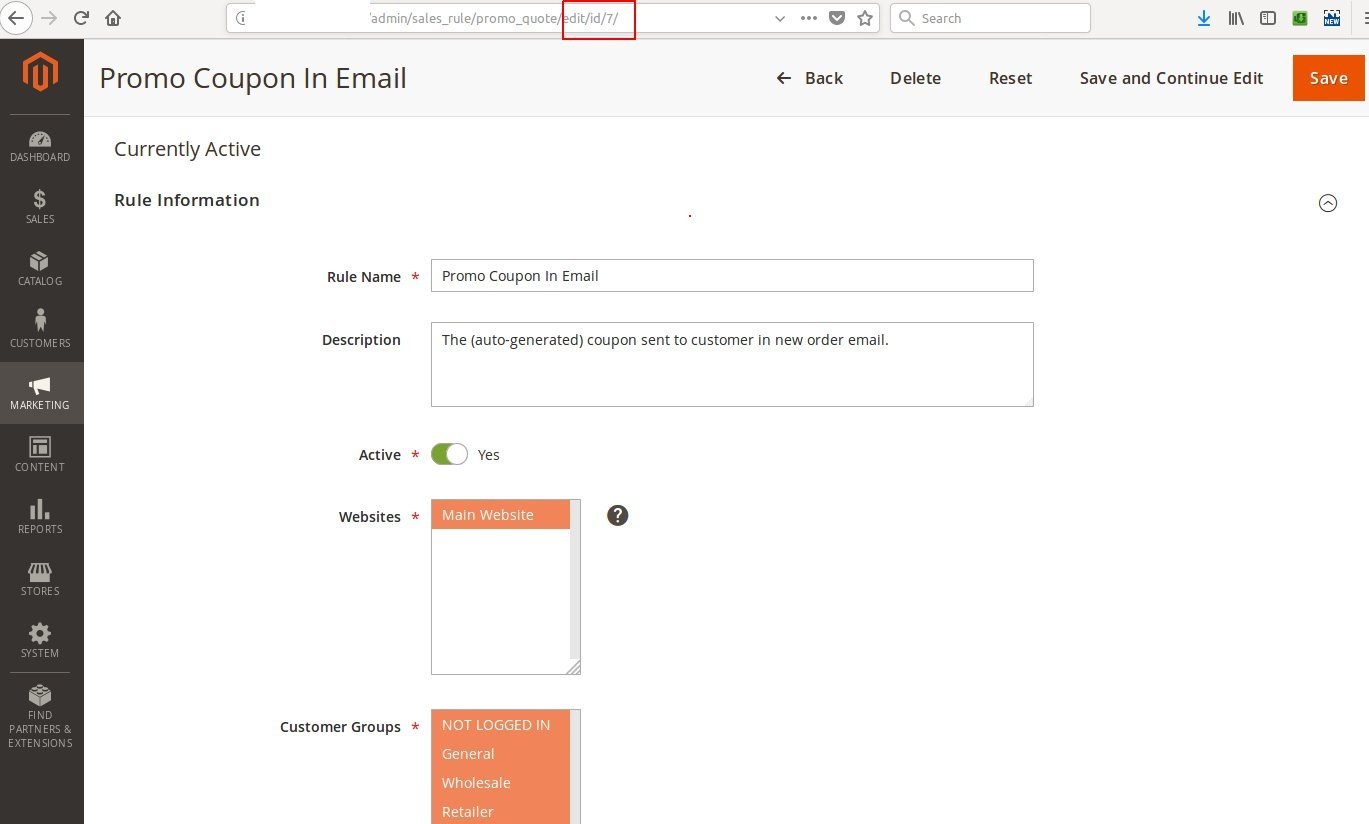 Order Email Coupons - Magento 2 Blog folio3