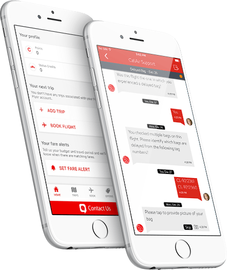 Customer Support App