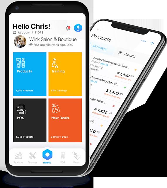 sencha-app-service