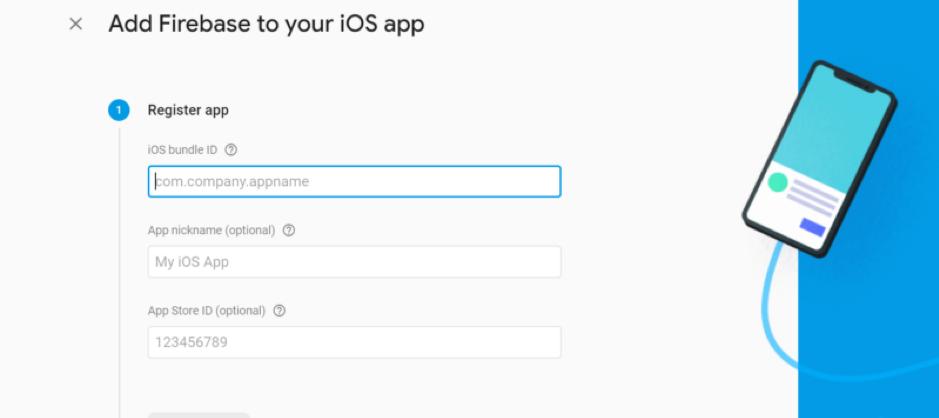 Integrate React Native app with Firebase