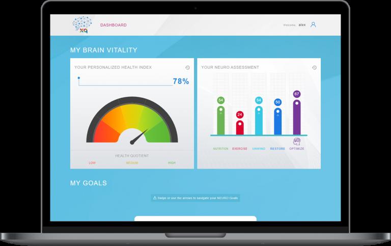 Healthcare App development Folio3 BrainXQ
