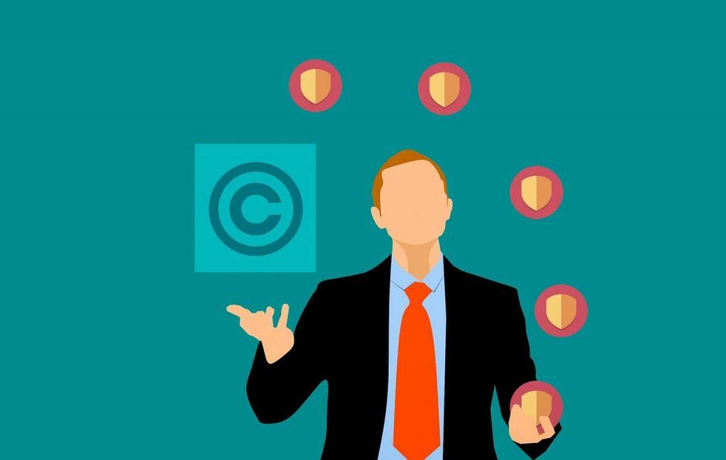 copyright an app