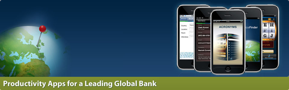A leading global bank
