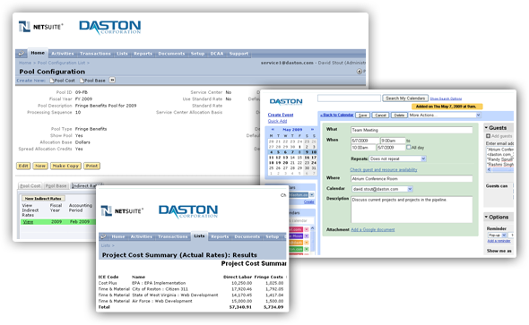 NetSuite Custom Functionality Development - DCAA On Demand