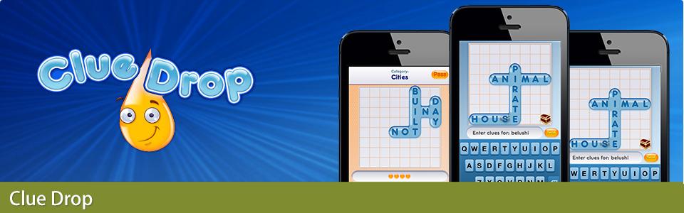 ClueDrop iPhone Game Development